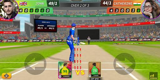 WCB LIVE: Cricket T20 Premier League Multiplayer 0.5.6 screenshots 2