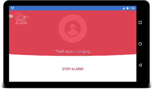 Full Battery & Theft Alarm Screenshot