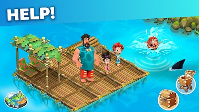Family Island™ - Farm game adventure Android App Screenshot