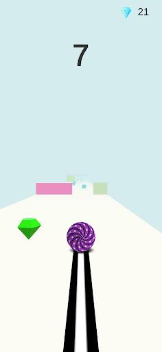 Roll It Ball Catch Up - Catch Up The Speed Racer 1.5 Screenshots 7