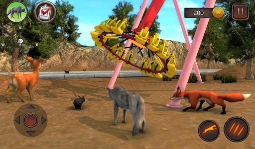 Wolf Dog Simulator 1.0.6 screenshots 11