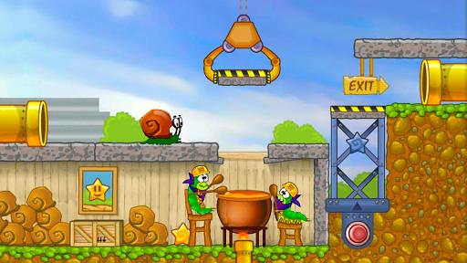 Code Triche Snail Bob 1: Arcade Adventure In The Puzzle World (Astuce) APK MOD screenshots 1