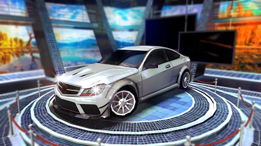 car drift racing screenshot 1