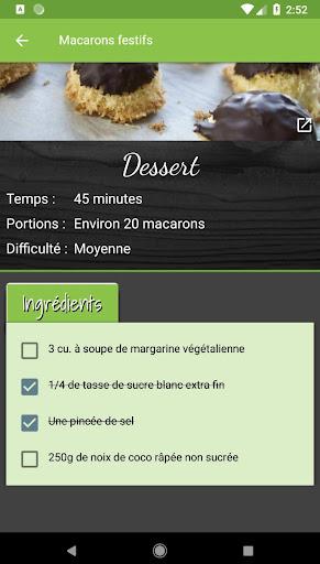 Fodmap sans compromis (Gratuit) screenshot 3