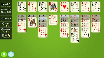 FreeCell Solitaire Epic