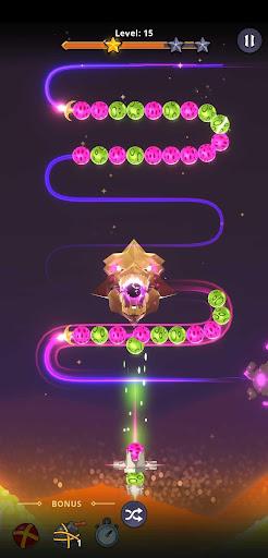 Zooma 2D: Toon adventure saga in bubble pop world 0.9.0 screenshots 1
