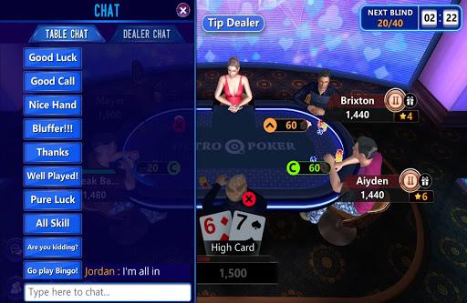 Octro Poker: Live Texas Holdu2019em Poker Game Online screenshots 16