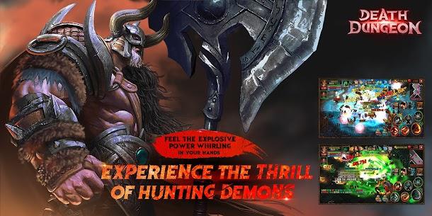 Death Dungeon : Demon Hunting RPG 3