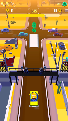 Taxi Run - Crazy Driver 1.34 screenshots 2