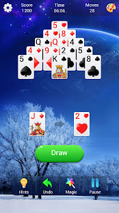 Pyramid Solitaire - Classic Solitaire Card Game