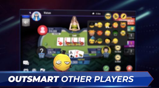 Poker Legends: Free Texas Holdem Poker Tournaments 0.2.95 screenshots 3