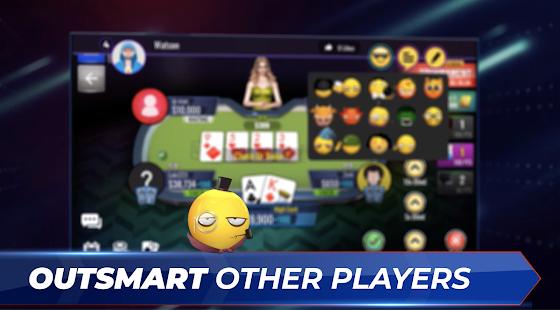 Poker Legends: Free Texas Holdem Poker Tournaments 0.3.00 Screenshots 3