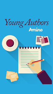 Young Authors Amino  For Pc, Windows 10/8/7 And Mac – Free Download (2020) 1