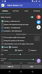 Menu Button (No root) 2