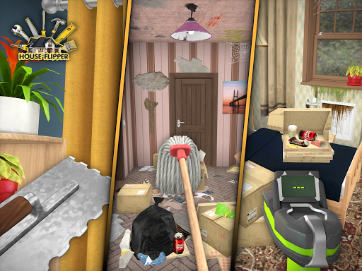 House Flipper: Home Design, Renovation Games apkpoly screenshots 13