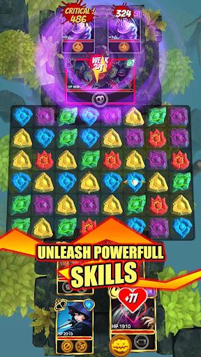 Heroes of Elements: Match 3 RPG Puzzles Battle 1.1.38 screenshots 4