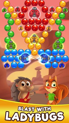 Bubble Friends Bubble Shooter Pop 1.4.6 screenshots 4