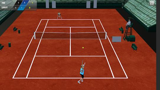 World Tennis Open Championship 2021  Free 3D games Apk 2021 5