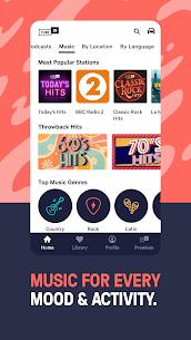TuneIn Radio: News, Sports, Music & Radio Stations MOD APK V26.1 – (Premium Unlocked) 4