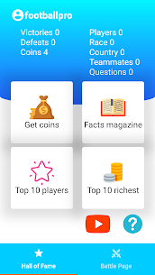 SportBattle – Football Quiz 1.0.5.4 MOD for Android 2