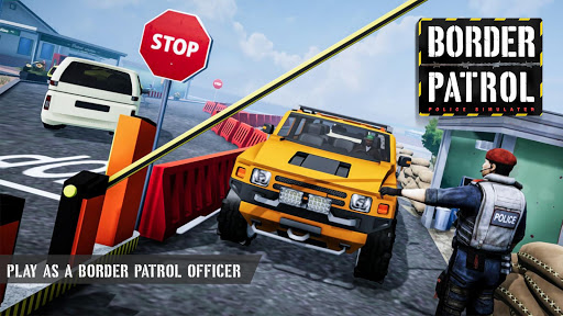 Border Patrol Police Game- Border Force Simulator 1.3 screenshots 1