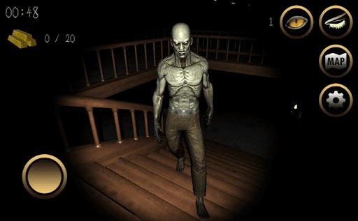 Code Triche アンレスト:3D脱出ホラー (Astuce) APK MOD screenshots 1