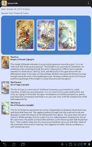 Shadowscapes Tarot For PC Windows (7, 8, 10, 10X) & Mac Computer Image Number- 7