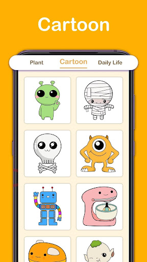 Easy Drawing: How to draw Step by Step 2.9.99 Screenshots 6