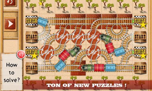 Rail Maze : Train puzzler 1.4.4 screenshots 6