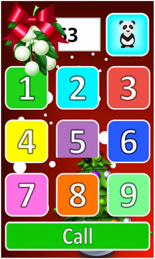 Baby Phone - Christmas Game screenshots 2