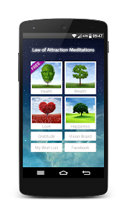 Law of Attraction Meditation- Health, Wealth, Love