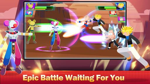 Stickman Attack - Dragon Warriors  screenshots 10