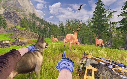 Wild Deer Hunting Adventure: Animal Shooting Games  screenshots 12