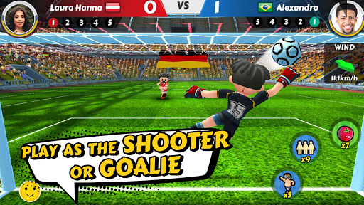 Perfect Kick 2 - Online SOCCER game screenshots 2