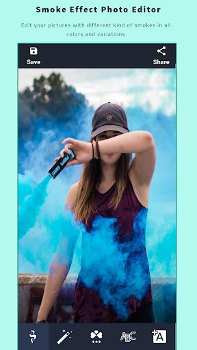 Smoke Effect Photo Editor - Smoke Effect Maker 2.0.0 Screenshots 7