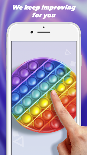 Squishy toy DIY - antistress slime ball, relaxing android2mod screenshots 4