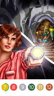 Mia's Journey - Coloring Book Free