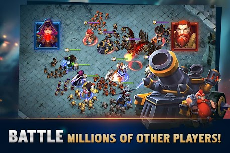 Free Clash of Lords  Guild cas tle Apk Download 2021 5