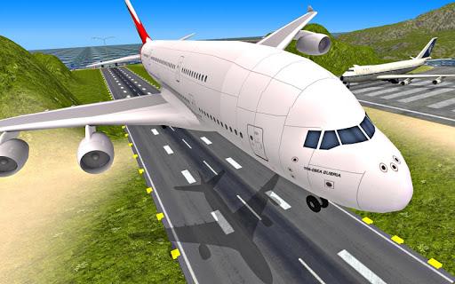 Airplane Fly 3D : Flight Plane apklade screenshots 2