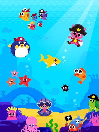 Baby Shark 8BIT : Finding Friends 2.4 screenshots 14