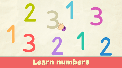 Learning numbers for kids 1.6 screenshots 1