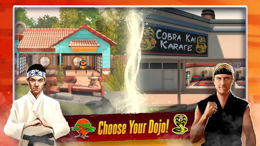 Cobra Kai: Card Fighter screenshots 2