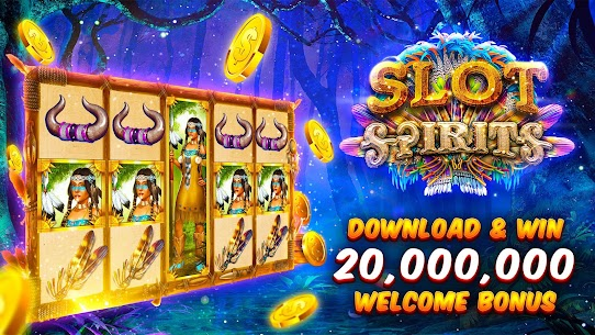 Slots Spirits™: Free Slot For Pc- Download And Install  (Windows 7, 8, 10 And Mac) 1