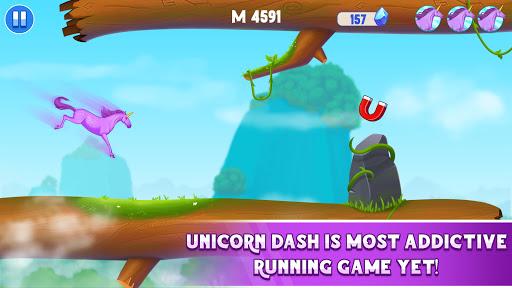 Unicorn Dash: Infinity Run 2.1 screenshots 7