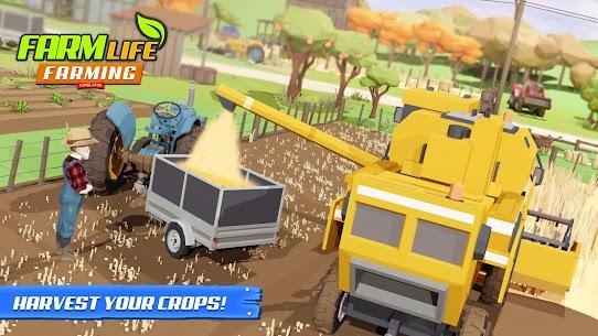 Free Farm Life Village Farming Simulator Apk Download 2021 4