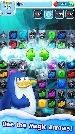 Pengle - Penguin Match 3 2.0.76 screenshots 3