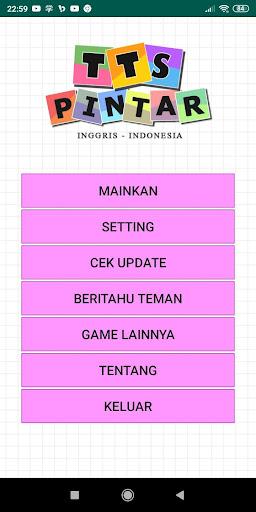 TTS Pintar Bahasa Inggris Indonesia - TTS Offline 1.14 screenshots 7