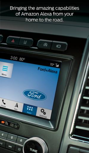 Ford+Alexa screenshot 3