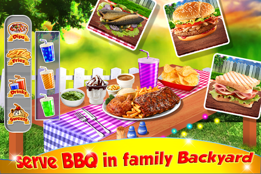 Backyard Barbecue Cooking - Family BBQ Ideas Apk 1.0.7 screenshots 4