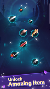 Dancing Blade: Slicing EDM Rhythm Game 1.2.5 Screenshots 15